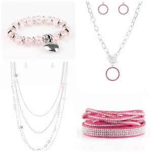 6 piece jewelry bundle